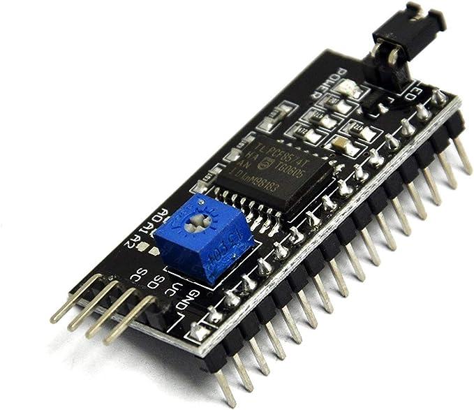 Price for 1 Dozen EKT2EYE IIC//I2C Interface LCD1602 2004 LCD Adapter Plate