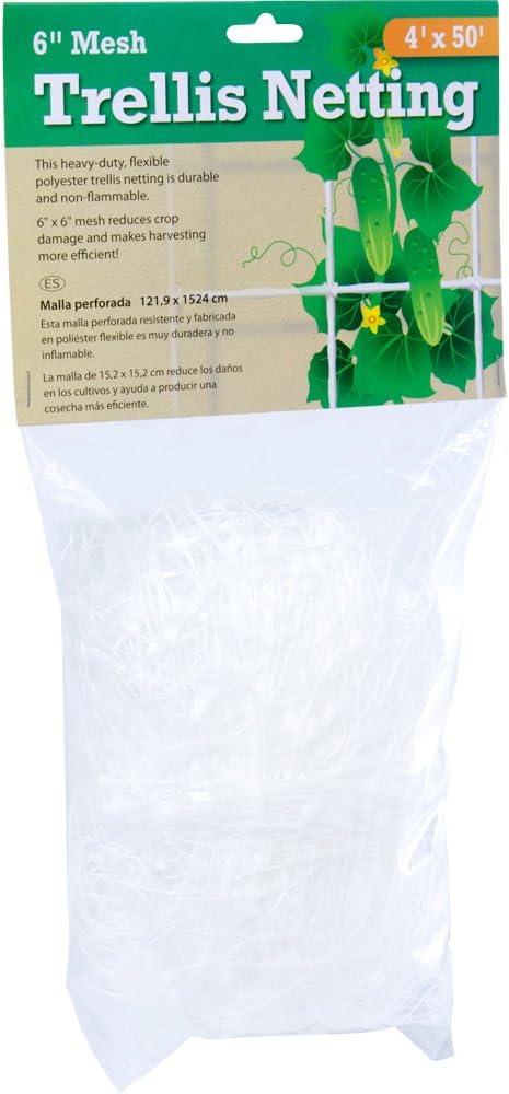 Hydrofarm HGN504 Flexible Polyethylene, 4 x 50', 6