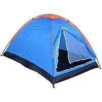 Andoutdoor Oxford 2 Kişilik Kamp Çadırı, Unisex, Mavi, Tek Beden