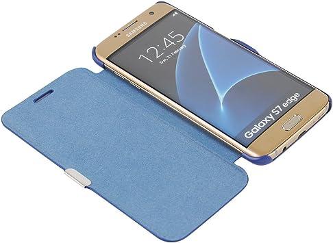 Mtronx Für Samsung Galaxy S7 Edge Hülle Case Cover Elektronik