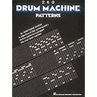 260 Drum Machine Patterns (BATTERIE)