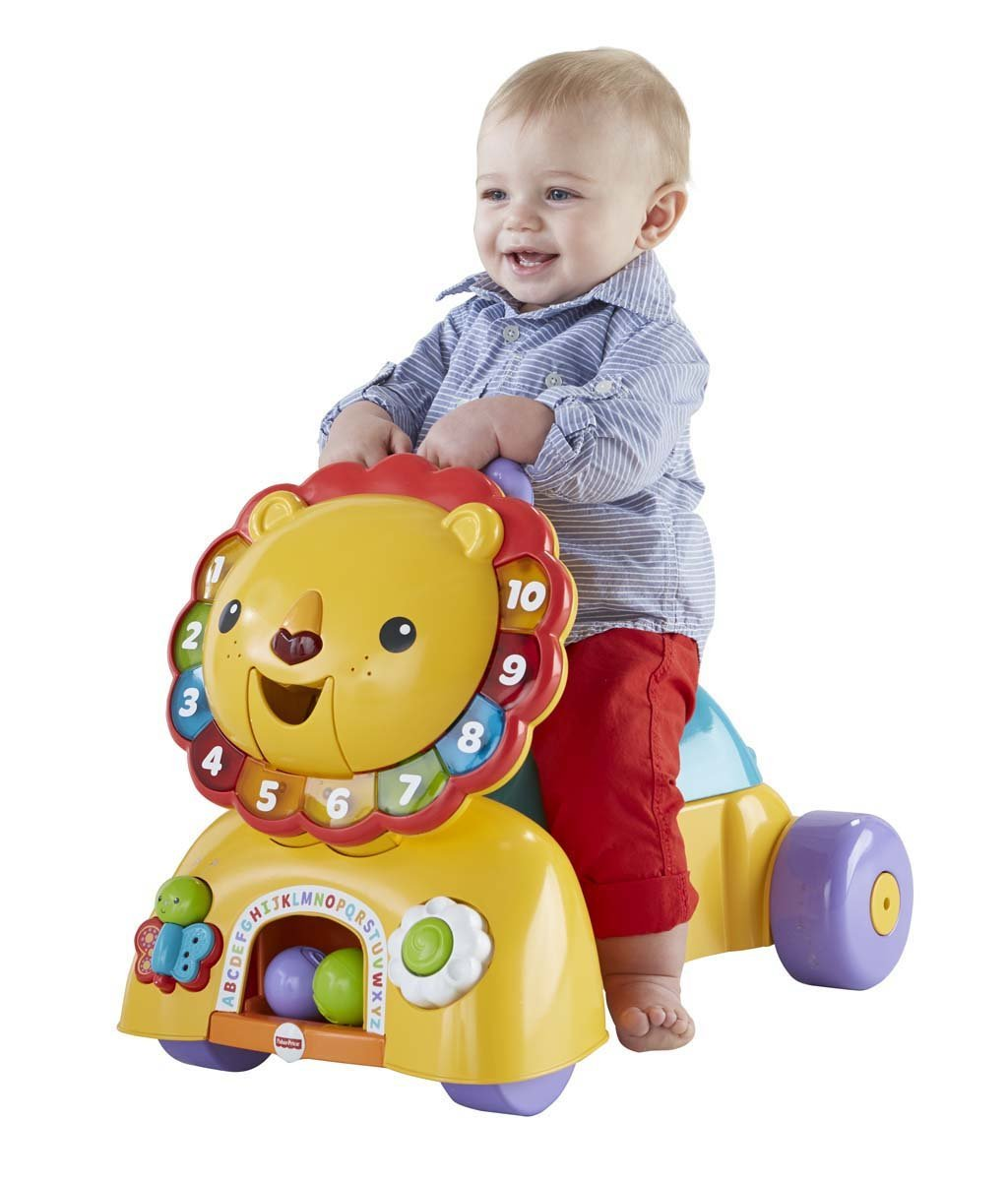 Fisher-Price - dpl58 - Mon portador León 3 en 1: Amazon.es: Bebé