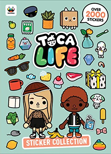 Toca Life Sticker Collection (Toca Boca)]()