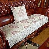 European-Style Sofa Cushions/The Style Solid Wood Sofa/Sofa Towel/Cushion-B 70x150cm(28x59inch)