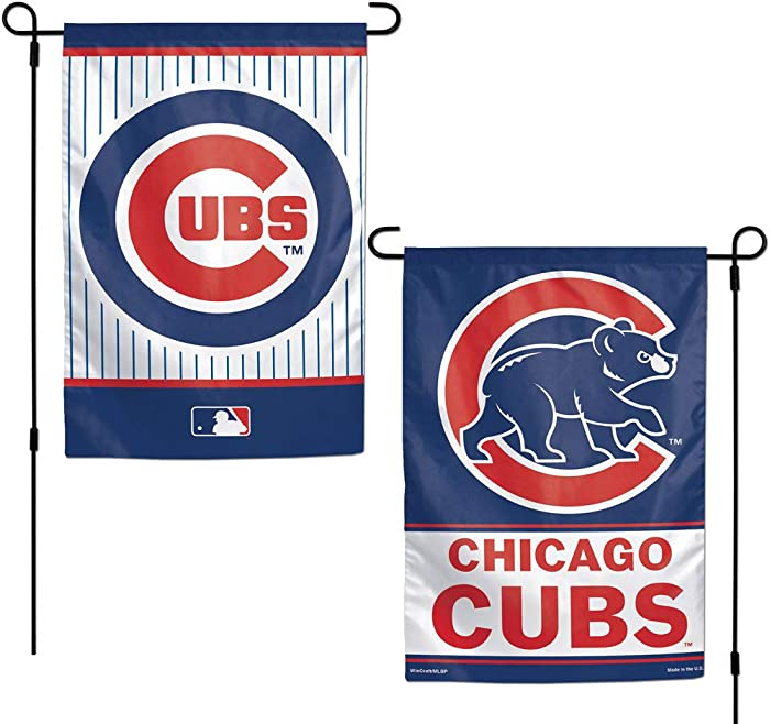 Top 9 Garden Flags Cubs