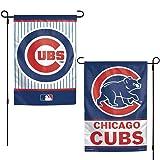 WinCraft MLB Chicago Cubs 12x18 Garden Style 2