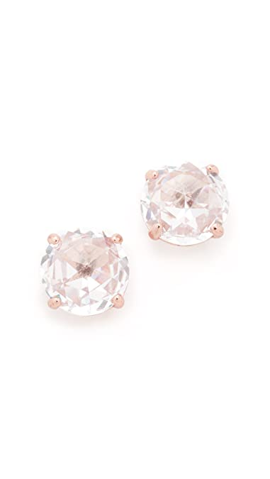 e0e8fb8bb Buy Kate Spade New York Women's Bright Ideas Stud Earrings, Clear/Rose  Gold, One Size Online at Low Prices in India | Amazon Jewellery Store -  Amazon.in