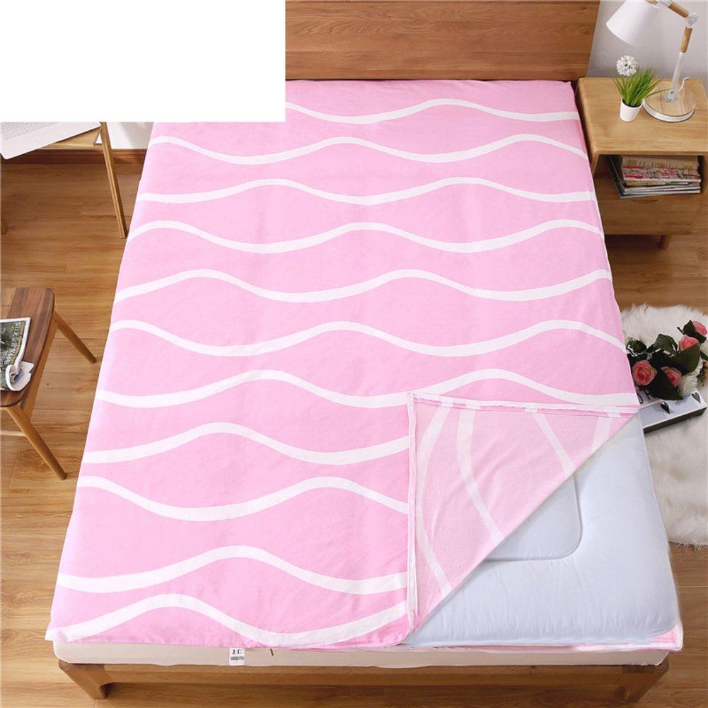 HJYSGSD Baumwolle bettbezug luxuriöses weich komfortabel Zip licht atmungsaktiv nachhaltige verhindern sie allergie-Q 135x190cm(53x75inch)