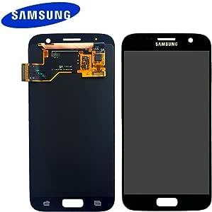 Repuesto de pantalla LCD Amoled original para móvil Samsung Galaxy ...
