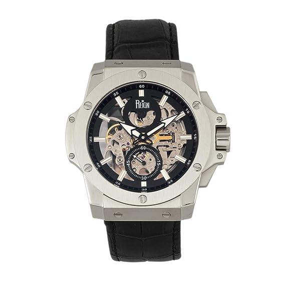 Reign rn4002 Cómodo reloj para hombre