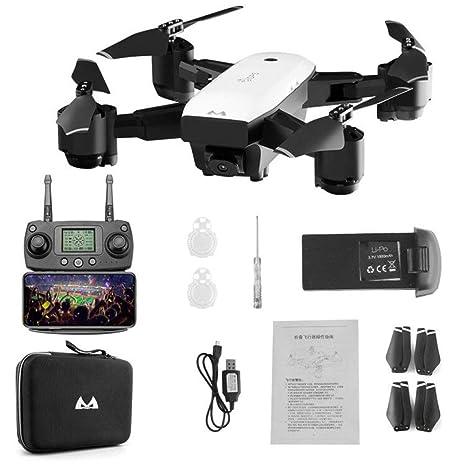 Yaoaoden SMRC S20 - Mini dron GPS con cámara Gran Angular de ...