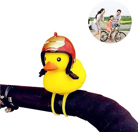PartLand - Timbre de Bicicleta de Pato, para niños y Adultos ...