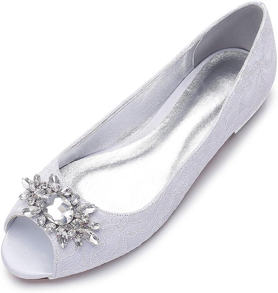 Amazon.com | MarHermoso Womens Peep Toe