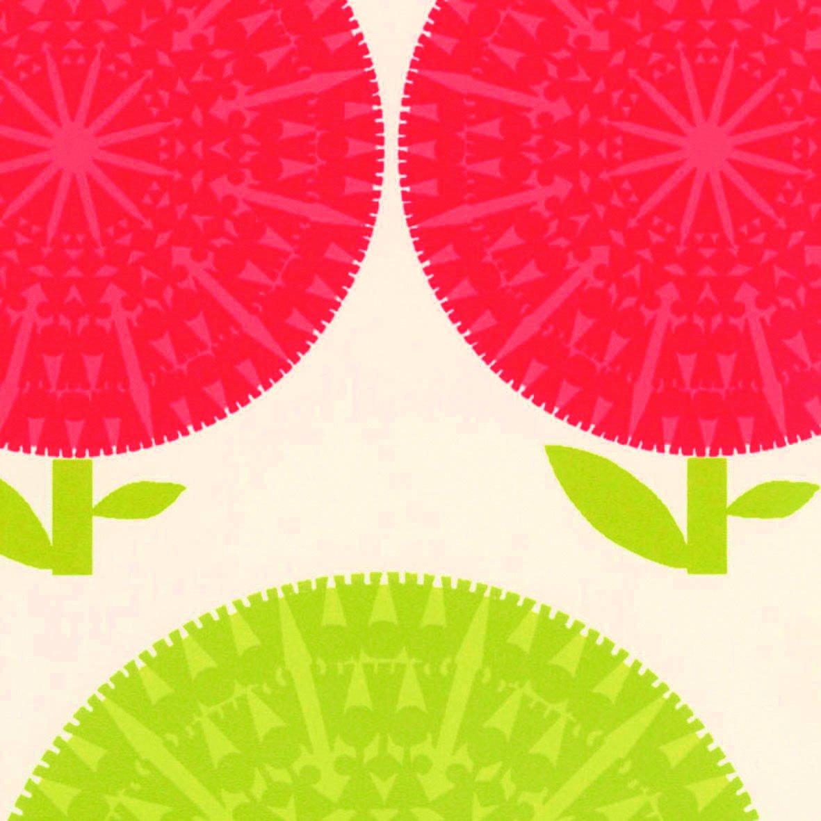 リリカラ 壁紙19m 北欧 幾何学 ピンク LL-8105 B01MTK2HS6 19m|ピンク