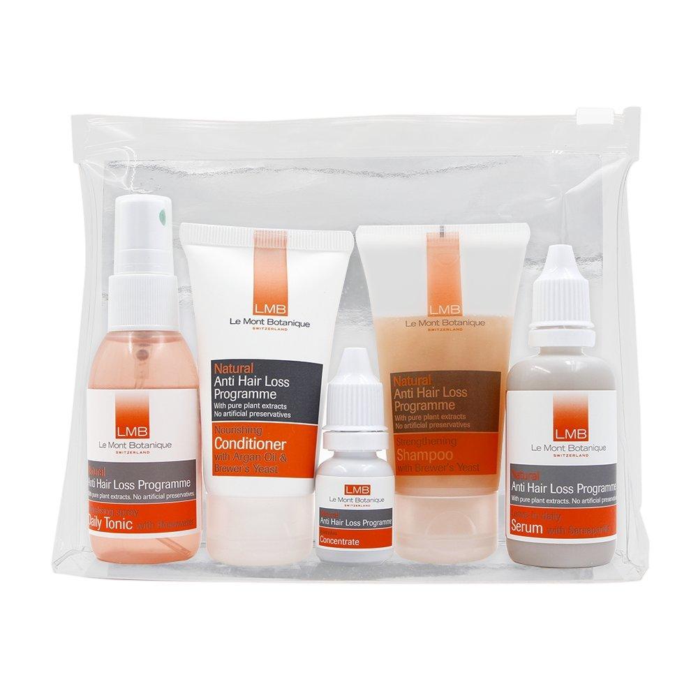 LMB - Anti Pérdida de cabello descubrimiento Mini Pack, intensiva ...