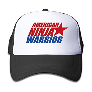 CUG American Ninja Warrior símbolo Toddler Kid s Gorra de ...