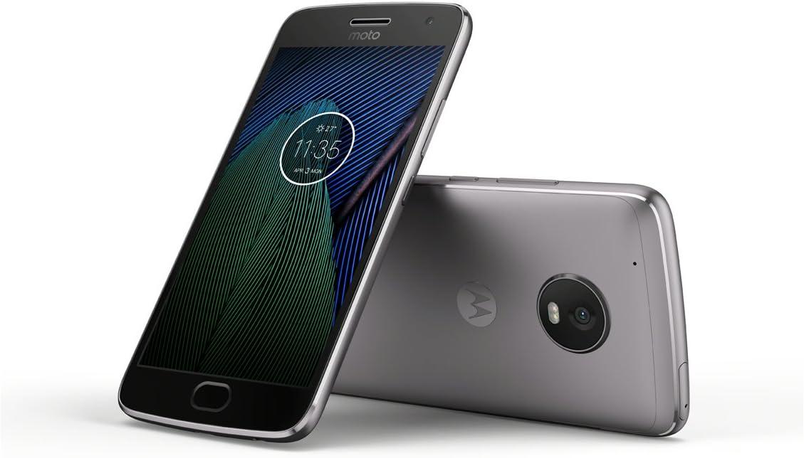 Motorola SM44 52ac3b1 Moto G5S + 13,97 cm (5,5 Pulgadas ...