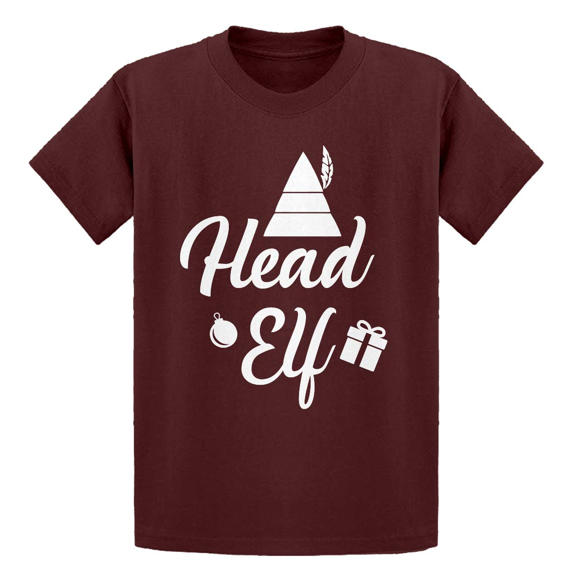 Indica Plateau Youth Head Elf Kids T-Shirt