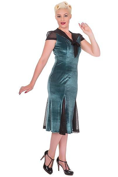 Vestido de fiesta de Banned modelo Sensation (Verde) - XS