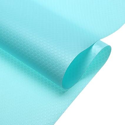 4X Kitchen Antibacterial Cabinet Pad Anti Slip Fridge Liner Mat Waterproof Shelf Home, Furniture & DIY
