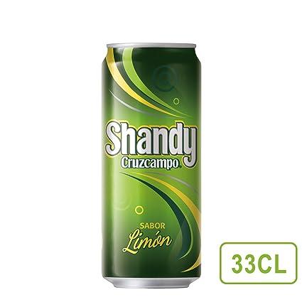 Cruzcampo Shandy Cerveza con Limón - 33 cl: Amazon.es ...