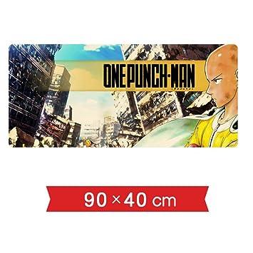 FNCNB Una Almohadilla para Ratón 900X400Mm De One Punch Man ...