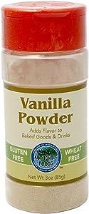 Authentic Foods Vanilla Powder - 3oz