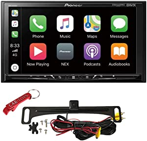 Pioneer MVH-AV251BT Stereo Safe Driver's Bundle with Voxx Backup Camera. Multimedia 7
