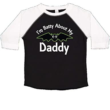 89138151 Amazon.com: inktastic - Batty About My Daddy Cute Childs Toddler T-Shirt  29285: Clothing