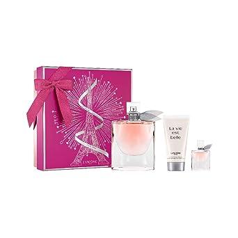 Comprar Lancôme Lancome la Vie Est Belle Eau de Parfum 75 ml + Eau de Parfum 4 ml + Leche Corporal 50 ml - 130 ml