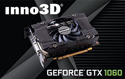 Inno3D GeForce GTX 1060 GeForce GTX 1060 3GB GDDR5 - Tarjeta ...