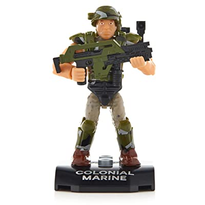 Mega Construx Heroes Series 1 Aliens Colonial Marine Figure: Toys & Games