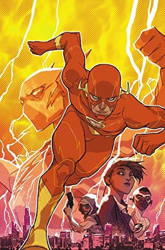 The Flash: The Rebirth Deluxe Edition Book 1 (Rebirth) (The Flash Rebirth)