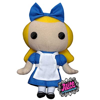 Alice in Wonderland: Alice Plush: Toys & Games