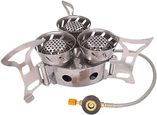 Calentador portátil estufa horno de gas, estufa de camping ...