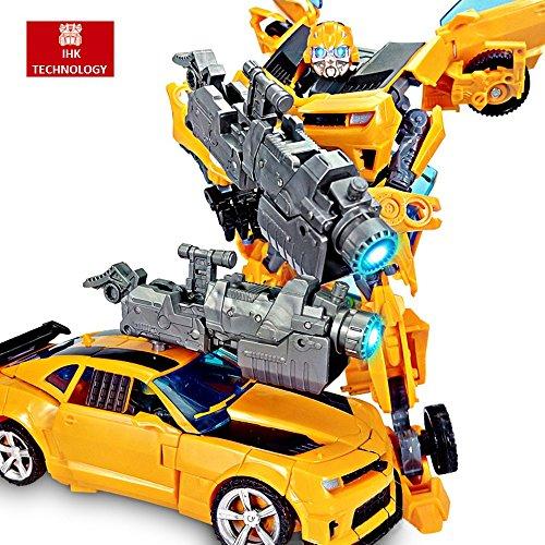 IHK Transformers Bumblebee Action Figures Robots Autobot