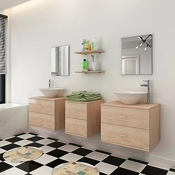 7 pièces cuisine salle de bain