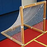 Lacsal Bamboo Mini Lacrosse Goal ,36 inch x 36 inch