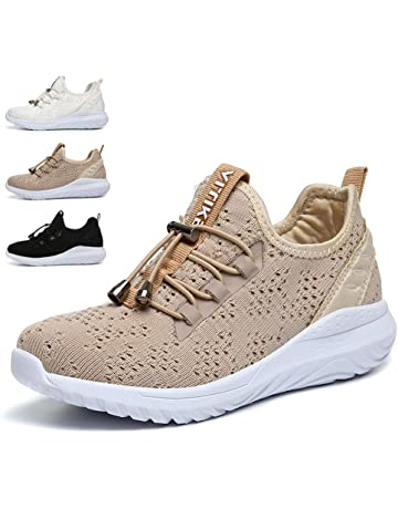 887e480392eb5d WETIKE Kids Shoes Boys Girls Sneakers Running Tennis Wrestling Athletic Gym  Shoes Slip-on Soft