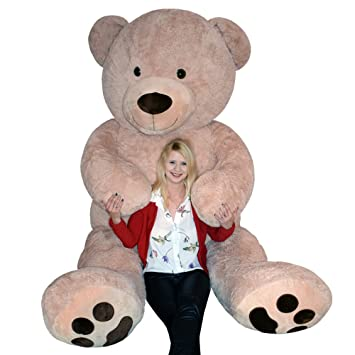 peluche xxl ours