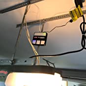 Genie Alkt1 R Garage Door Remote Controls Black Logo Box