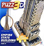 puzz 3d 65 Piece Empire State Building 65 Piece