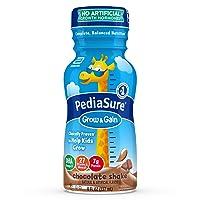 PediaSure Grow & Gain Kids' Nutritional Shake, with Protein, DHA, and Vitamins &...