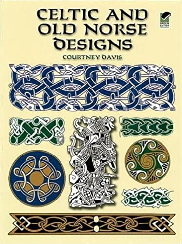 Celtic And Old Norse Designs Dover Pictorial Archive
