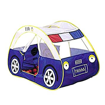 Large Police Car Tents Anyshock Waterproof Indoor and Outdoor Cute Car Play House/Castle  sc 1 st  Amazon.com & Amazon.com: Large Police Car Tents Anyshock Waterproof Indoor and ...