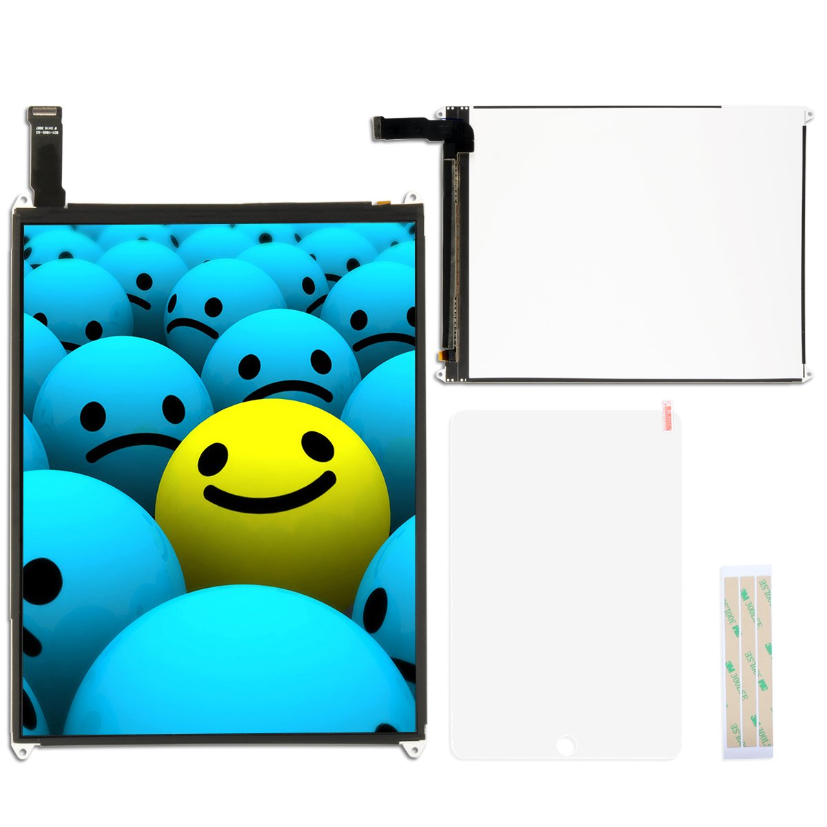 Parts Replacement LCD Display Screen for iPad Mini 7.9'' A1432 A1454 A1455 LCD Display Screen Panel Repair Srjtek