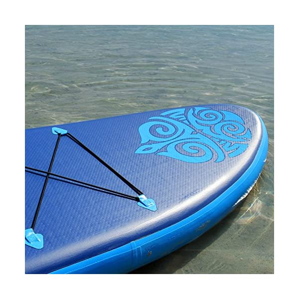 Nemaxx Stand Up Paddle Board, SUP Unisex-Adulto 5 spesavip