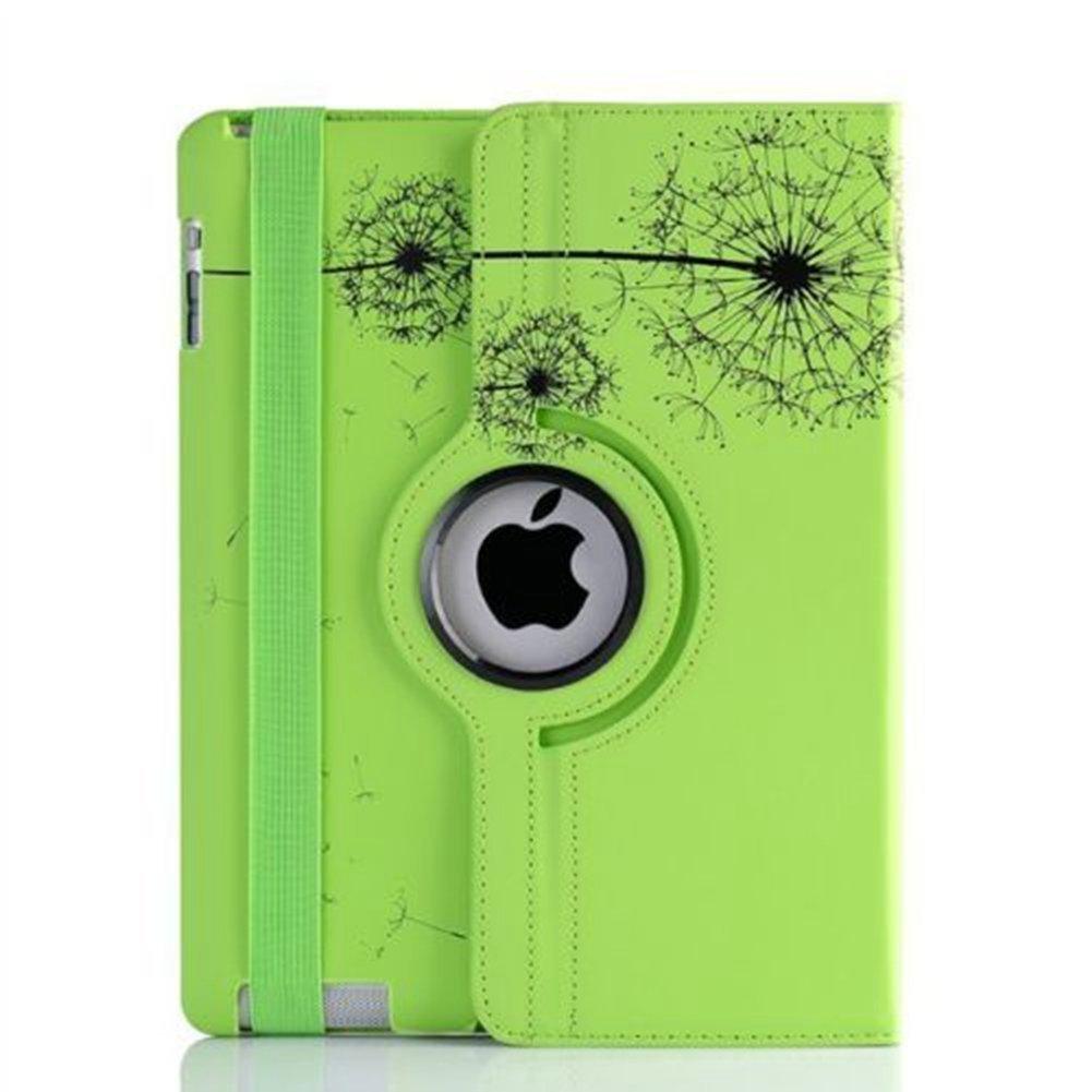 TOPCHANCES iPad Proケース 2015スマートカバーケース iPad Pro 12.9インチタブレット 無料スタイラスペン グリーン B01M5HF7FH グリーン グリーン