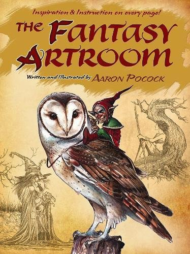 The Fantasy Artroom (Dover Books On Art Instruction And Anatomy)