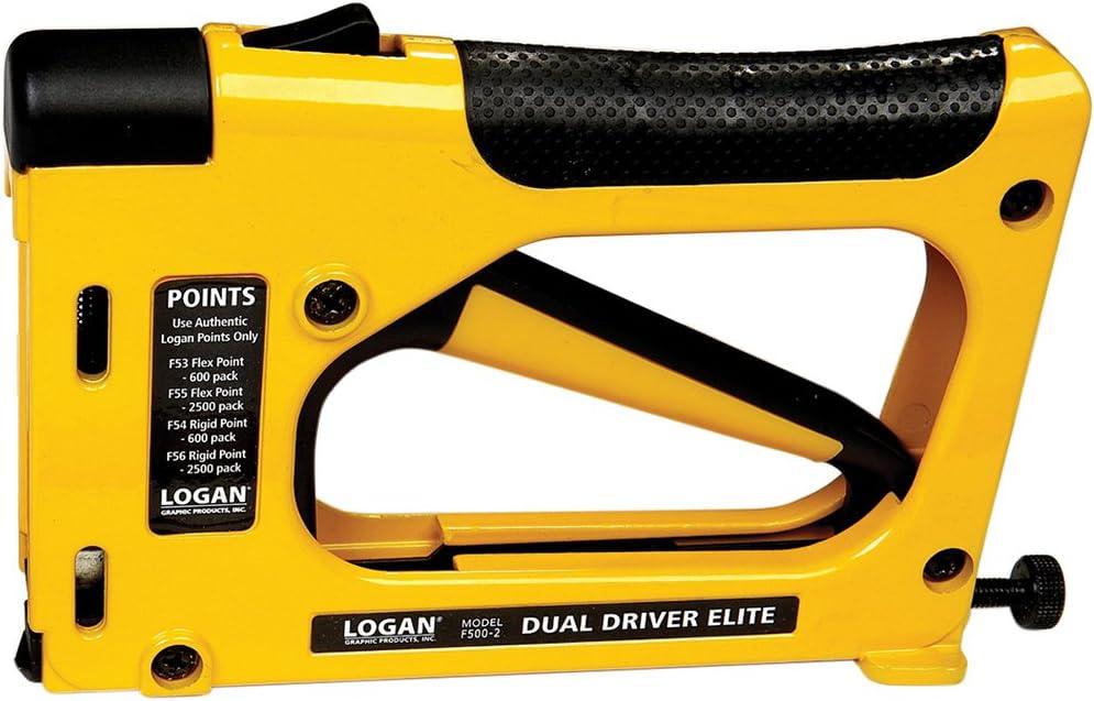 Logan F500-2 Dual Point Driver Elite